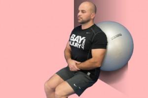 ball squats